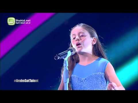 إيمان بيشه تفوز بالموسم الخامس من Arabs Got Talent برائعة أندريا بوتشيلي