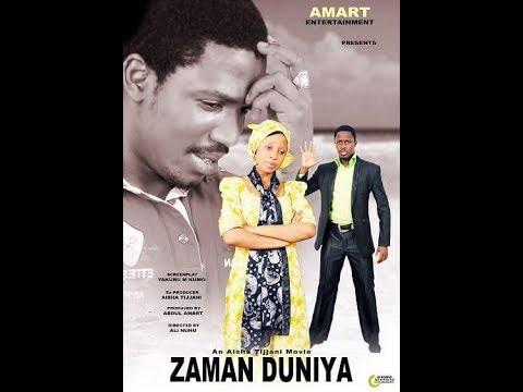 Zaman Duniya 1&2 Latest Hausa Movies 2017