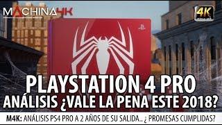 ANALISIS PLAYSTATION 4 PRO 2018 ¿PROMESAS CUMPLIDAS? | PS4 PRO NEW REVIEW