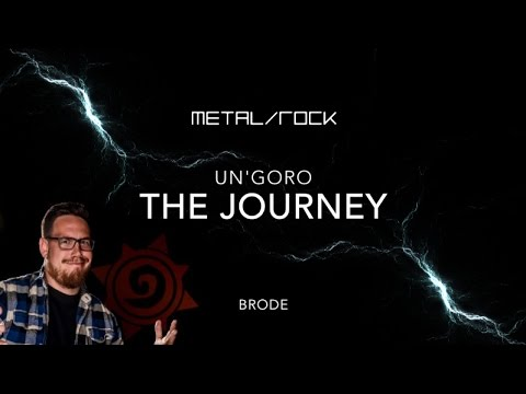 "Ben Brode  ""Un'Goro: The Journey"" Cover"