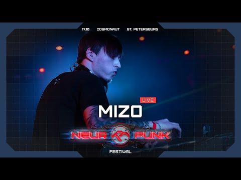 Mizo Live at Neuropunk Festival 17.10.2020