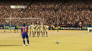 Video Free Kicks From FIFA 94 to 18 MP3, 3GP, MP4, WEBM, AVI, FLV Desember 2017