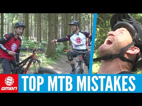 Top Mistakes Every Mountain Biker Will Make (видео)