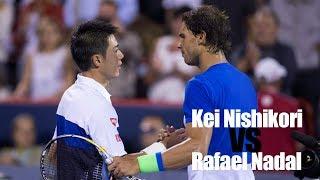 Download Video 【テニス】神業連発…!?錦織圭とナダルの試合が衝撃すぎた…【神業】Kei Nishikori vs Rafael Nadal at Rogers Cup 2015 MP3 3GP MP4