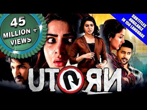 U Turn (2019) New Released Hindi Dubbed Full Movie   Samantha, Aadhi Pinisetty, Bhumika Chawla