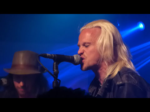 18 And Life - Erik Grönwall W/Jona Tee Live @ Stockholm Rocks Summer Fest