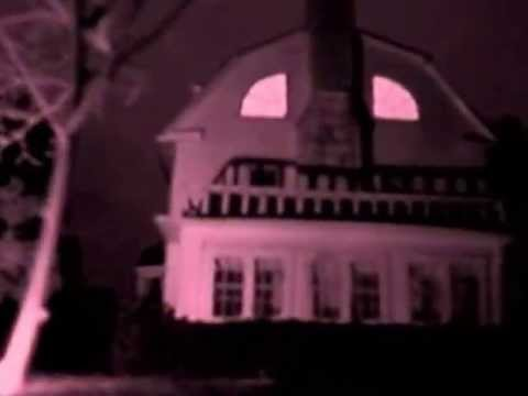 """The Amityville Horror House from the Movie """"The Amityville Horror"""" 1979"""