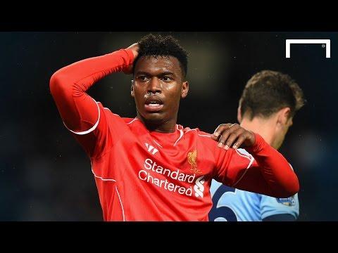 Video: Sturridge likely to make Liverpool return - Rodgers