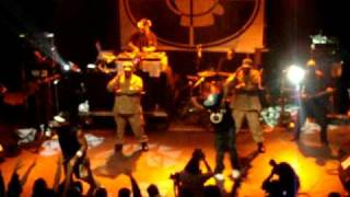 Public Enemy in Greece 2008