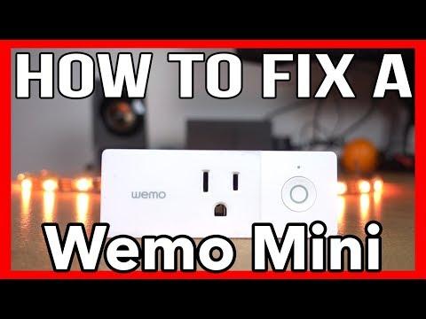 Wemo Mini not Connecting? | How to Troubleshoot the Wemo Mini Smart Plug