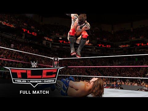 "FULL MATCH - ""The Demon"" Finn Bálor vs. AJ Styles: WWE TLC 2017"