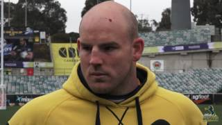 Stephen Moore previews Brumbies v Highlanders QF | Super Rugby Video HIghlights
