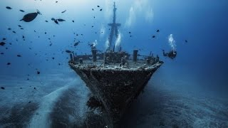 Wrecks lost ships Затонувшие корабли YouTubeFotoVideo