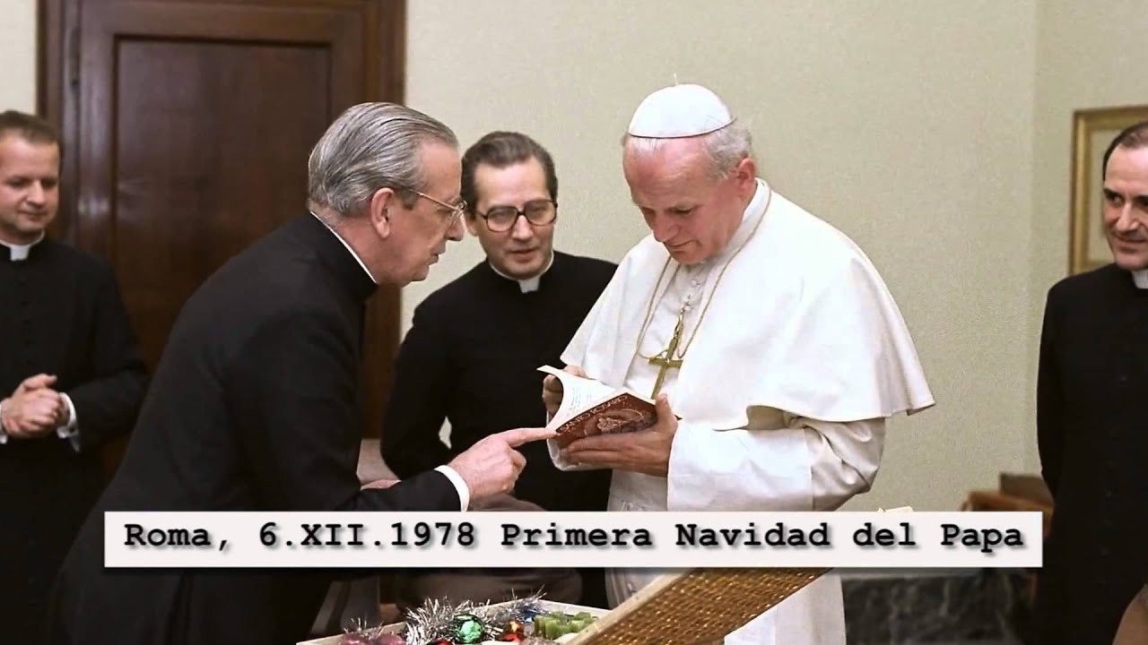 Св. Йоан Павел и Бл. Алваро