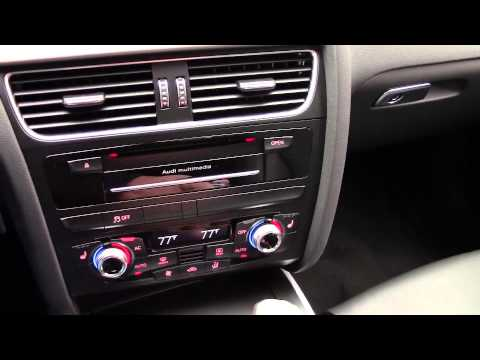 2013 Audi  A5 2.0T Coupe quattro Manual, Detailed Walkaround