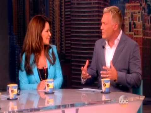 Nely Galan on The View 07/11/2013