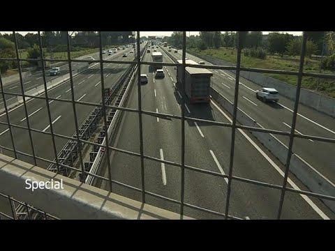 Italiens Autobahnen: Verstopft, teuer und langsam