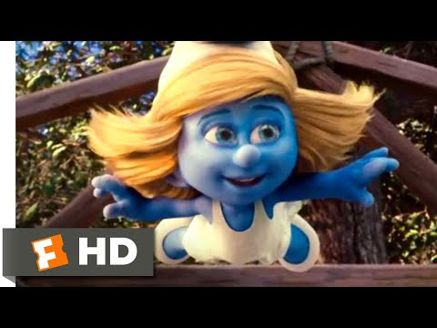 The Smurfs - Welcome to Smurf Village | Fandango Family