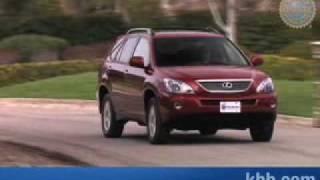 Lexus RX 400h Video Review - Kelley Blue Book