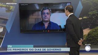 Guilherme Gazzola aponta erros e acertos dos primeiros 100 dias de governo