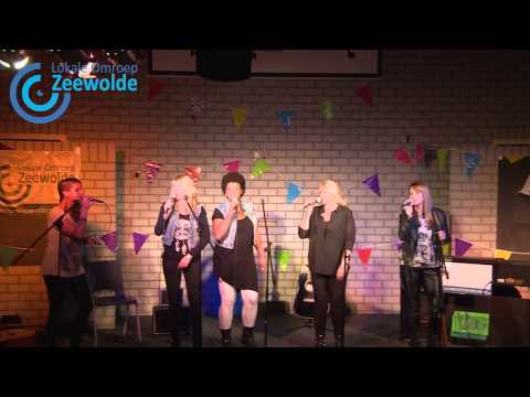 Finale Showcase Talent vd Week 2014