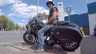 6. 2019 Harley Davidson Sport Glide Review DANNYS WONDERFUL WORLD OF WHEELS EP1