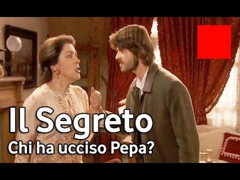 il segreto - ecco chi ha ucciso pepa - nasce esperanza