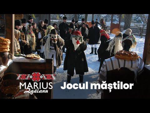 Marius Zgâianu şi Străjerii Bucovinei - Jocul măştilor