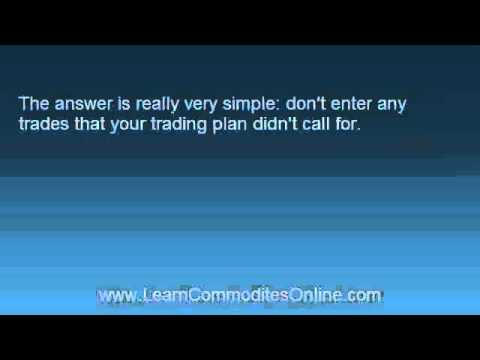 Afraid of Mistakes Trading Commodities Online?