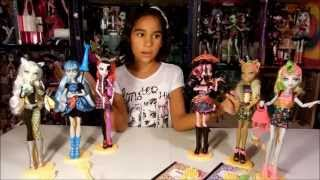 Nonton 2do Review de Monster High freaky fusion - Mimundo MH Film Subtitle Indonesia Streaming Movie Download