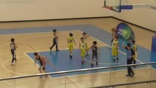 Basketbol Yürekle Oynanır/ U-11