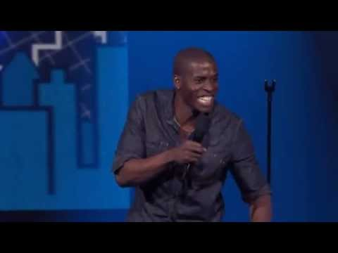 Godfrey comedian  Juste Pour Rire 2012 Gala Fuck les Varietes