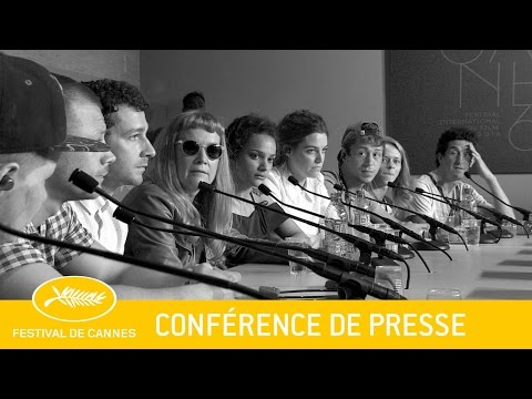 AMERICAN HONEY - Press Conference - EV - Cannes