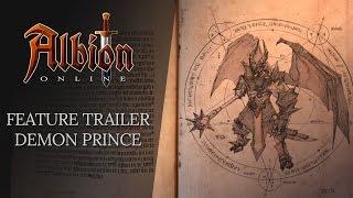 Видео к игре Albion Online из публикации: Разработчики Albion Online познакомили игроков с принцем демонов