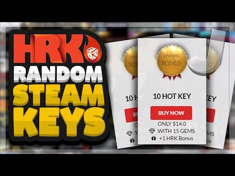 HRKGame.com 10x Random STEAM MYSTERY KEYS OPENING + 2 BONUS TRIPLE A GAMES (Random Steam Games #2)