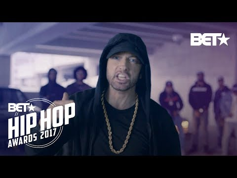 Confira o novo freestyle anti Trump do Eminem durante o BET Cypher 2017