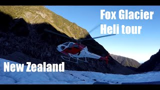 Fox Glacier New Zealand  city images : Fox Glacier Heli-Hike New Zealand [Must See] HQ
