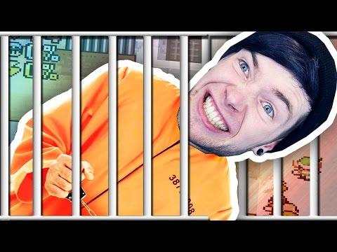 I'M IN PRISON.. AGAIN!!! (The Escapists Jingle Cells DLC) (видео)