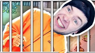 I'M IN PRISON.. AGAIN!!! (The Escapists Jingle Cells DLC)