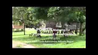 Map power: mapping indigenous territory of Miguel Bikan