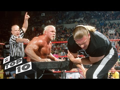 Incredible Superstar Tests of Strength - WWE Top 10 (видео)