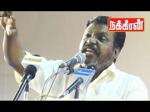Thiruma-Thundering-Speech-against-Modi-Gujarat-Issue