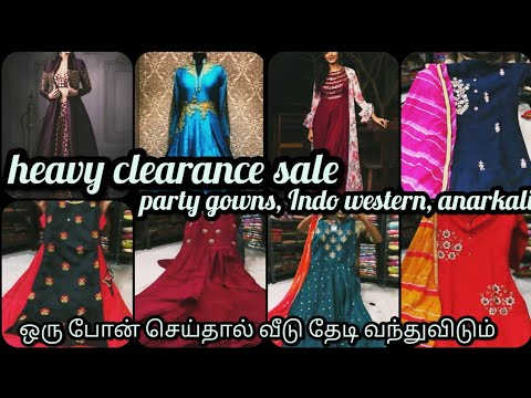 Adaa| heavy clearance sale | party wear gowns| Indo western|anarkali |branded dress|online shopping