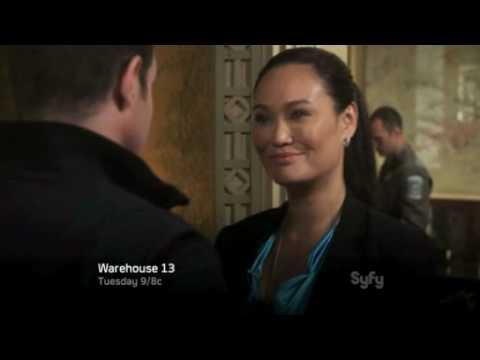 Warehouse 13 2x06 - Around the Bend - Trailer