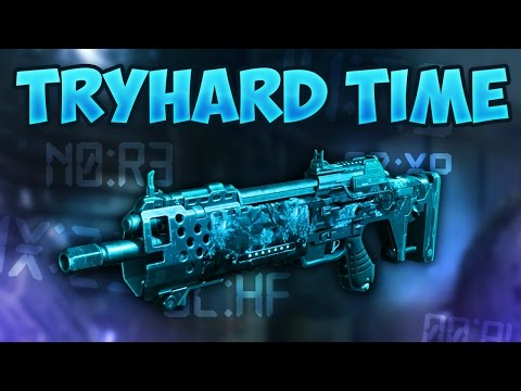 BO3 SnD Tryhard Time - LV8 Basilisk - New Charge Rifle
