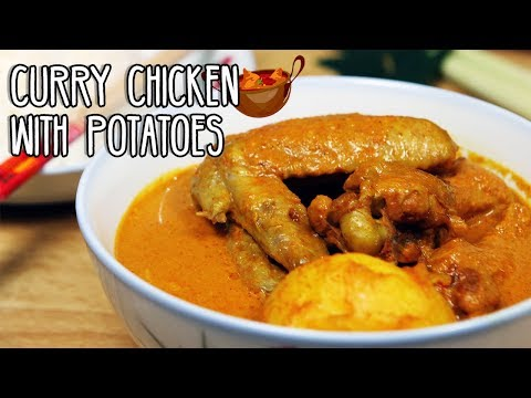 How To Make Curry Chicken With Potatoes | Share Food Singapore
