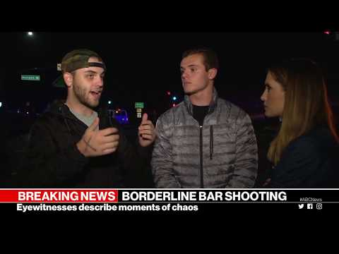 The Debrief: 12 killed in California bar shooting Sessions out as attorney general  | ABC News