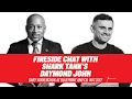 Fireside Chat with Shark Tank's Daymond John | Gary Vaynerchuk at Blueprint and Co. NYC 2017