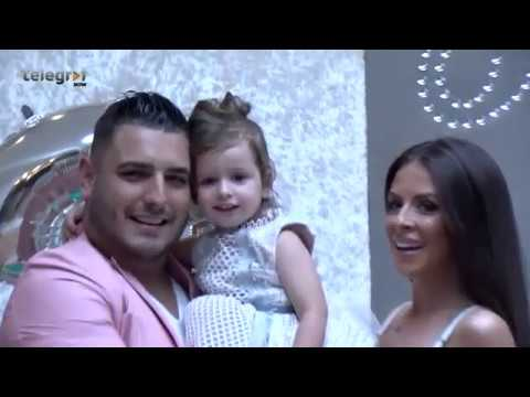 Ana i Darko proslavili treći rođendan svojoj mezimici Loreni