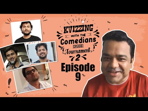 KVizzing With The Comedians Second Edition || Semi Final 1 feat. Anirban, Neville, Nihal & Vishal
